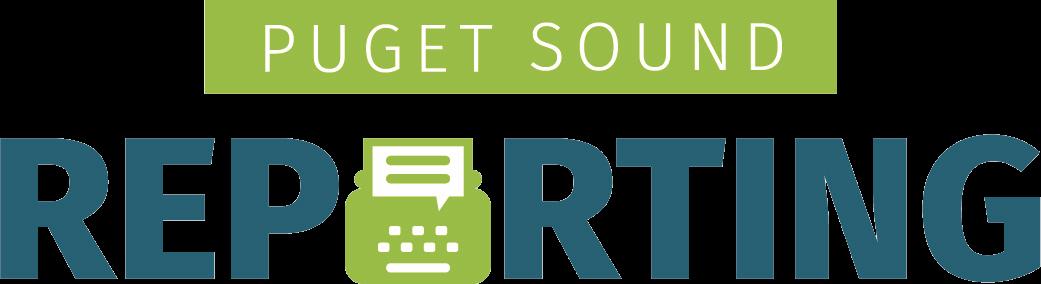 Puget Sound Reporting logo